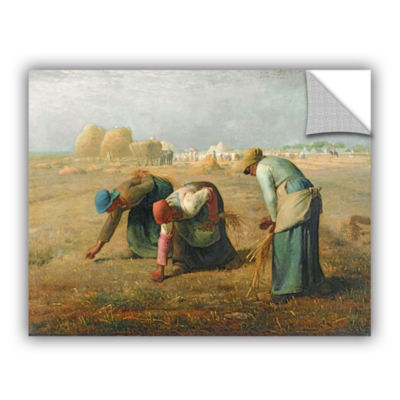 Brushstone The Gleaners Removable Wall Decal