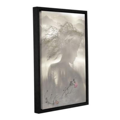 Brushstone Dreaming Spirit Gallery Wrapped Floater-Framed Canvas Wall Art