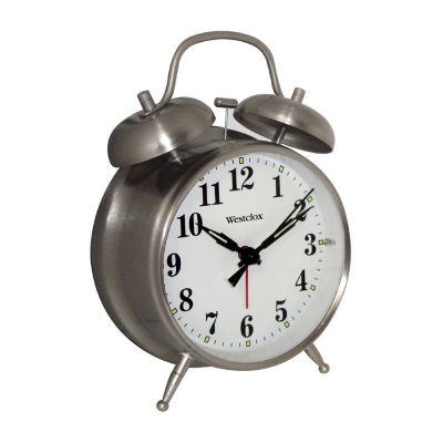 Big Ben Double Bell Alarm Clock
