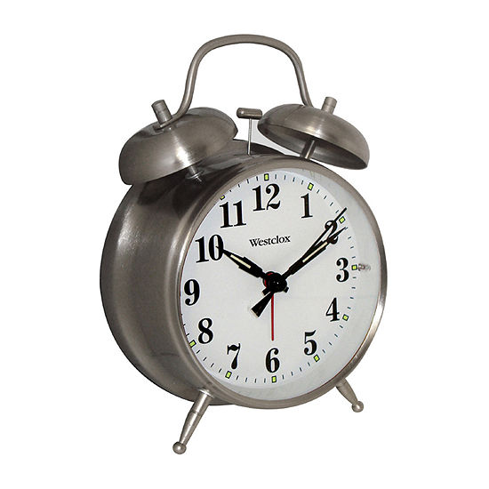 Big Ben Double Bell Alarm Clock