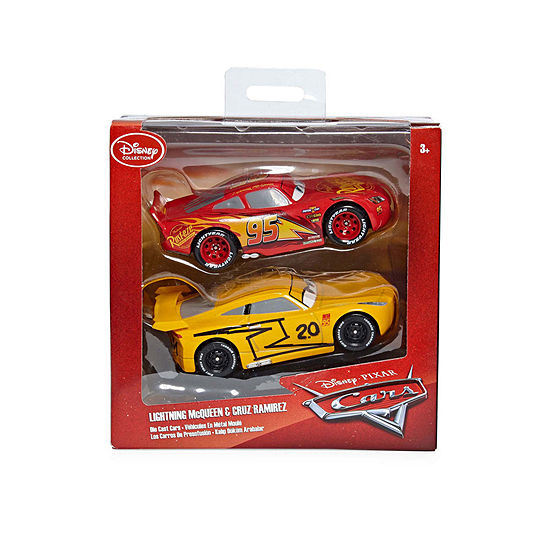 Disney Collection Cars 3: Hero Mcqueen & Cruz