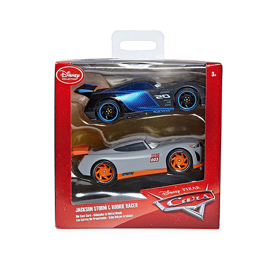 Disney Collection Cars 3: Jackson Storm & Rookie Racer