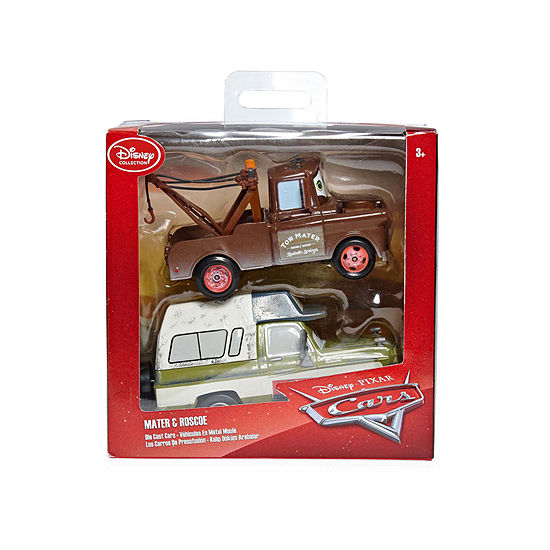Disney Collection Cars 3: Mater & Roscoe