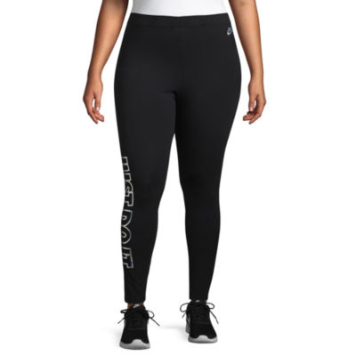 Nike Metallic Knit Legging-Plus