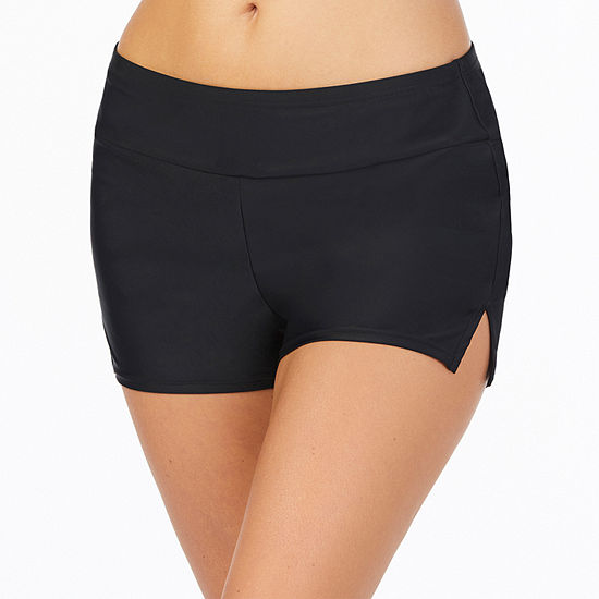 St. John's Bay Boyshort Swimsuit Bottom