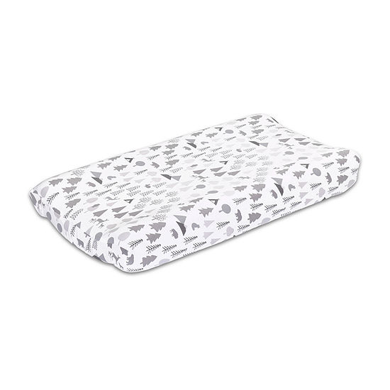 The Peanut Shell Forest Dream Changing Pad Cover