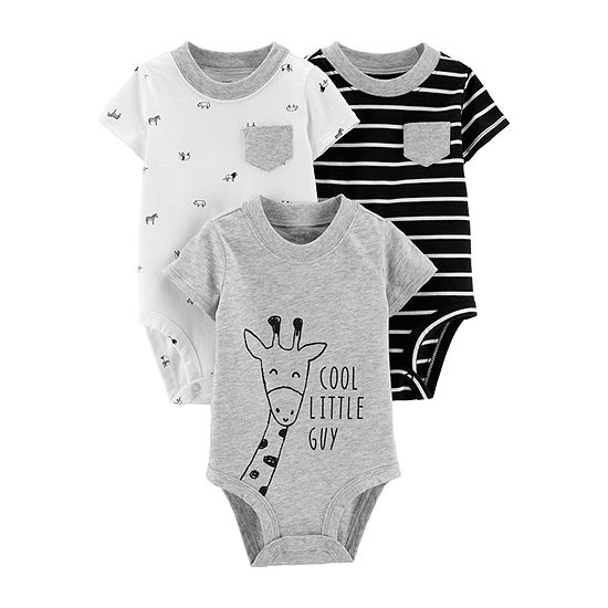 Carter's Slogan Bodysuit Boys-Baby