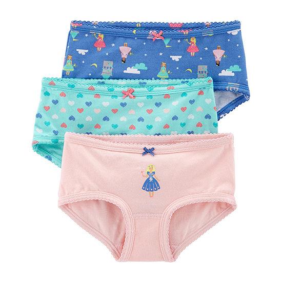 Carter's Carter'S 3-Pk. Unicorn Underwear - Girl Bikini Briefs