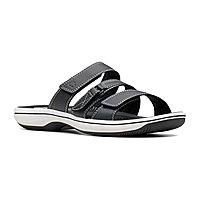 ef0847994d2f1 Clarks Flip-flops Women s Sandals   Flip Flops for Shoes - JCPenney
