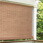 "Radiance  1/4"" Pvc Ovals Vinyl Outdoor Shades"