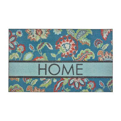 Mohawk Home Recycled Rubber Century Rectangular Outdoor Doormat