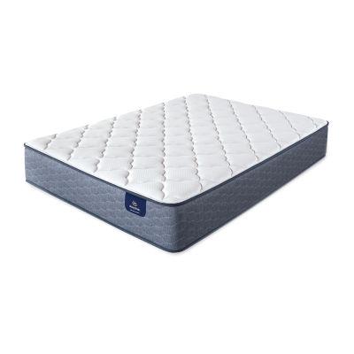 Serta® Sleeptrue® Culberson Plush - Mattress Only