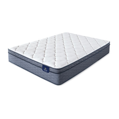 Serta® Sleeptrue® Culberson Eurotop - Mattress Only