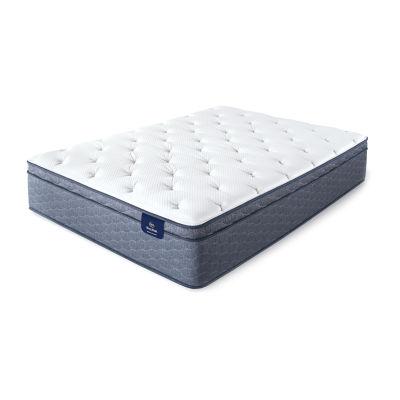Serta® Sleeptrue® Lindridge Plush Eurotop - Mattress Only
