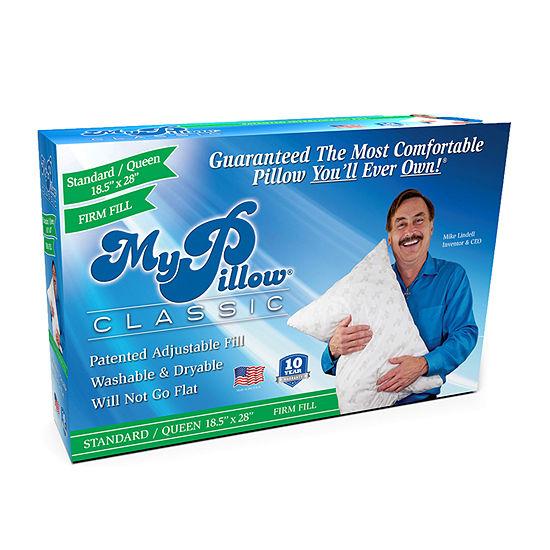 As Seen on TV® My Pillow Firm Fill Queen Pillow
