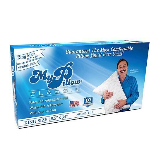 As Seen on TV My Pillow Medium Fill King Pillow