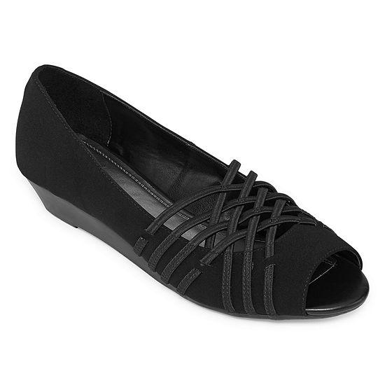 east 5th Womens Grace Slip-On Shoe Open Toe