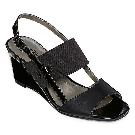 east 5th Womens Fitz Wedge Sandals