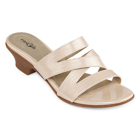 east 5th Womens Evie Heeled Sandals