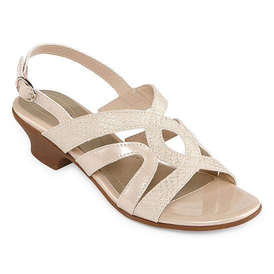 east 5th Womens Edison Heeled Sandals