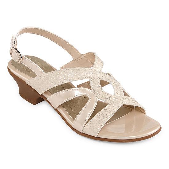 east 5th Womens Edison Heeled Sandals