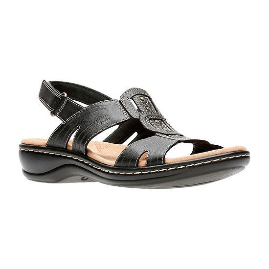 097e2d33ad883 Clarks Leisa Vine Womens Strap Sandals JCPenney