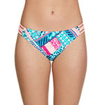 Arizona Patchwork Bra Swimsuit Top or Swimsuit Bottom-Juniors
