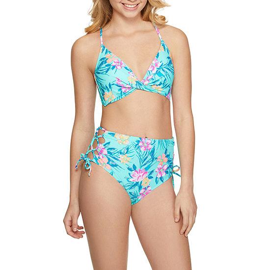 cf706e48e13e3 Arizona Floral Bra Swimsuit Top or Swimsuit Bottom-Juniors - JCPenney