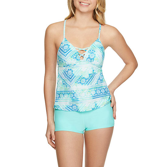 Arizona Tankini Swimsuit Top or Swimsuit Bottom-Juniors