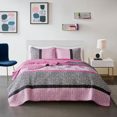Mi Zone Riley Reversible Coverlet Set