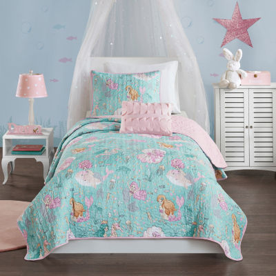 Mi Zone Kids Leilani Coverlet Set