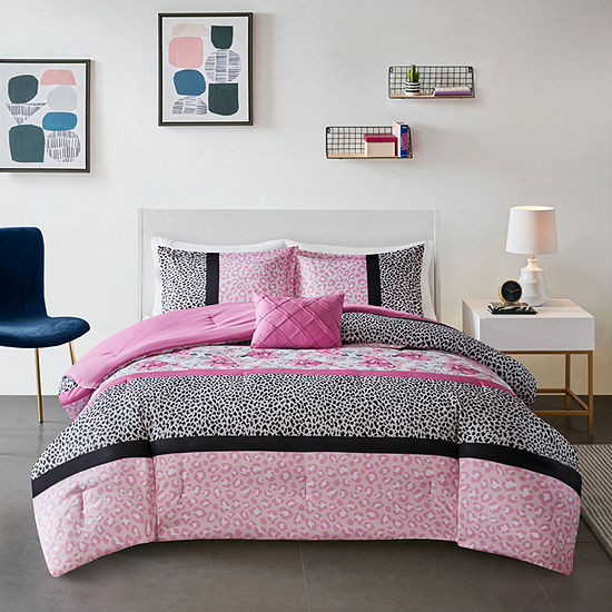 Mi Zone Riley Printed Comforter Set
