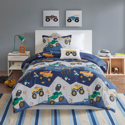 Mi Zone Kids Gavin Printed Comforter Set