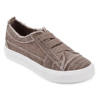 Pop Womens Jones Slip-On Shoe Closed Toe