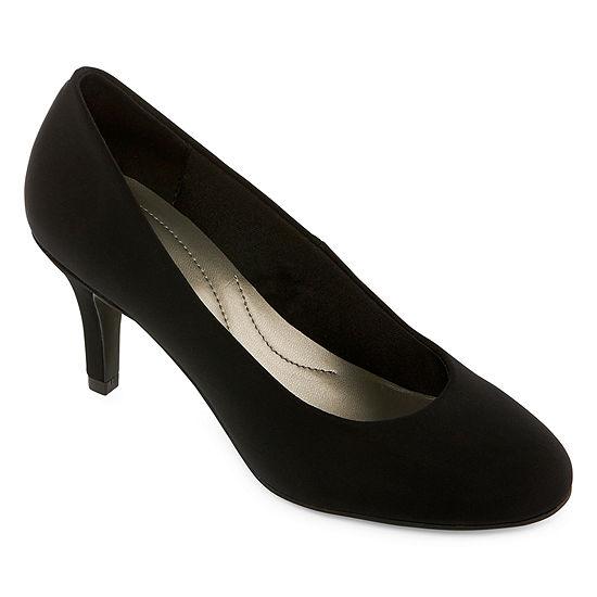 east 5th Womens Carolyn Pumps Round Toe Stiletto Heel