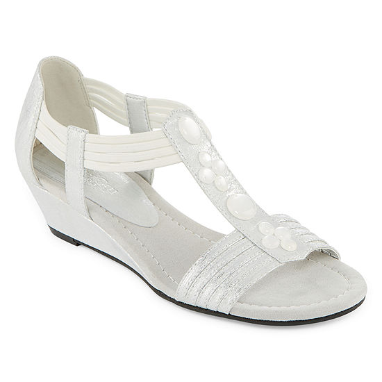 east 5th Womens Thurlow Wedge Sandals
