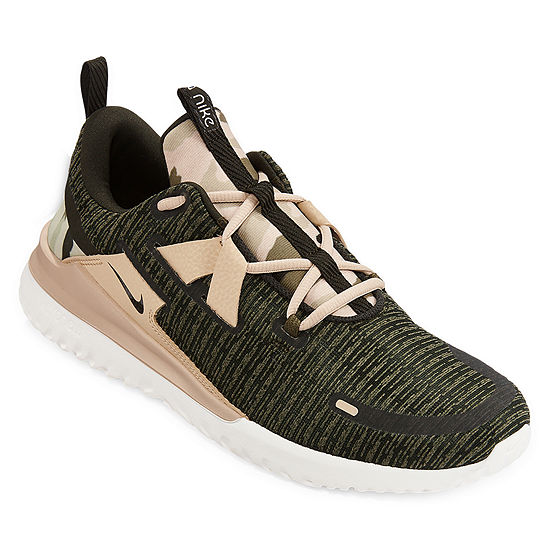 Nike Renew Arena Mens Lace-up Running Shoes