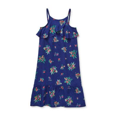 Peyton & Parker - Toddler Girls Sleeveless Shift Dress
