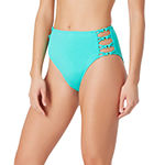 Sugar Beach High Waist Swimsuit Bottom