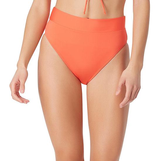 Sugar Beach High Waist Swimsuit Bottom