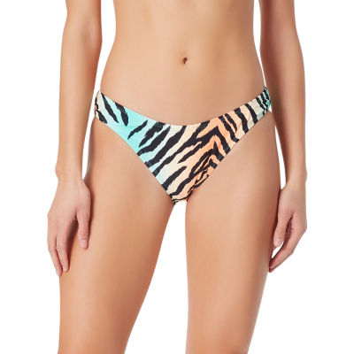 Sugar Beach Animal High Waist Swimsuit Bottom