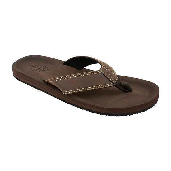 St. John's Bay™ Molded Footbed Flip Flops