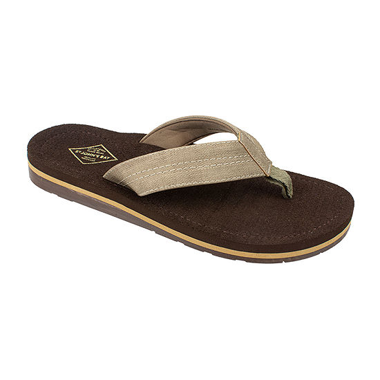St. John's Bay™ Canvas Flip Flops
