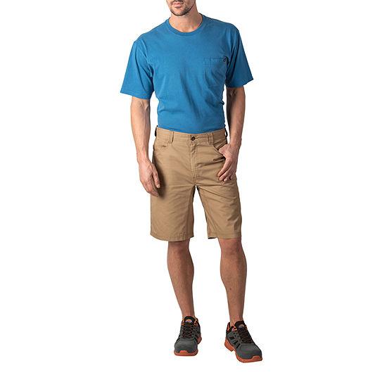 Walls Men's Stretch Canvas Work Shorts