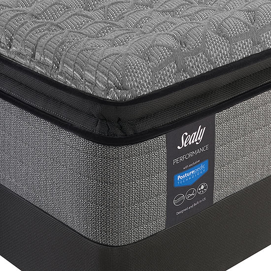 Sealy® Posturepedic Humbolt Ltd Firm Pillow Top - Mattress + Box Spring