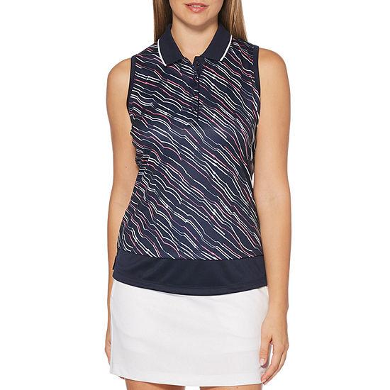 PGA TOUR Womens Sleeveless Tank Top