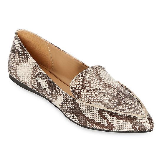 Zigi Soho Womens Adrie Loafers Pointed Toe