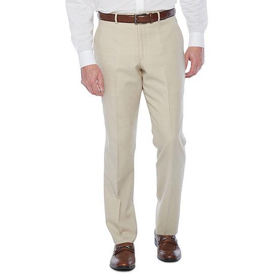 Stafford Super Suit Mens Stretch Slim Fit Suit Pants