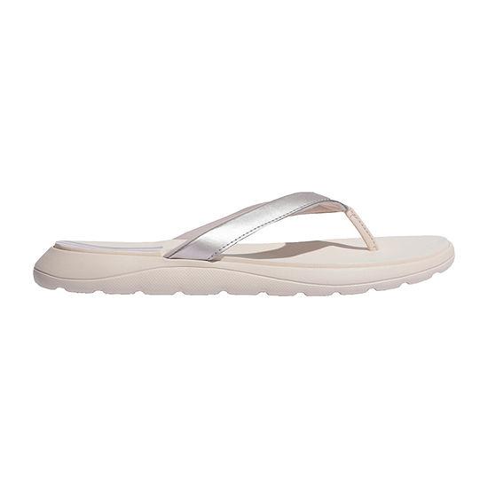 adidas Womens Comfort Flip-Flops