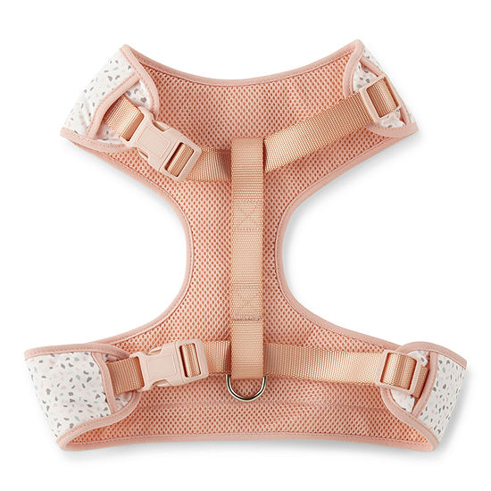 Paw And Tail Speckle Dog Harness